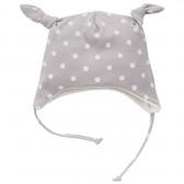 Памучна шапка  за бебе  - унисекс Pinokio 3960
