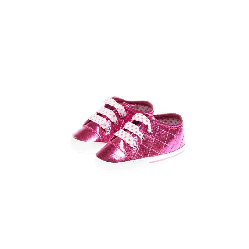 Меки буйки за бебе момиче, розови  39639