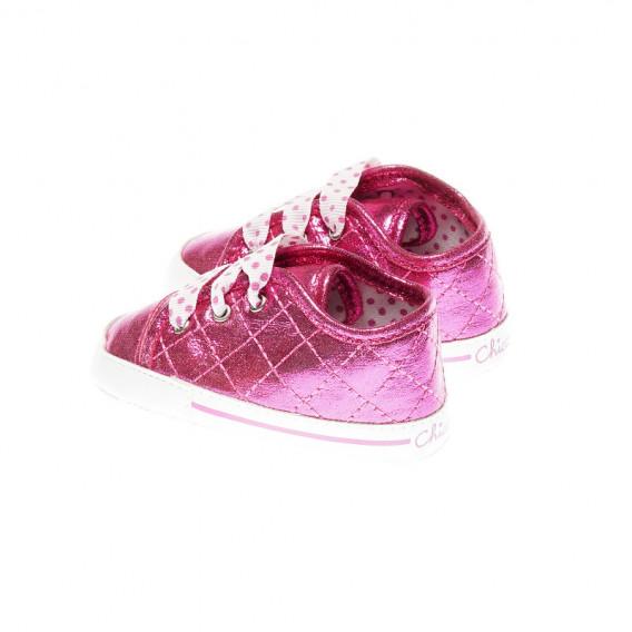 Меки буйки за бебе момиче, розови Chicco 39640 2