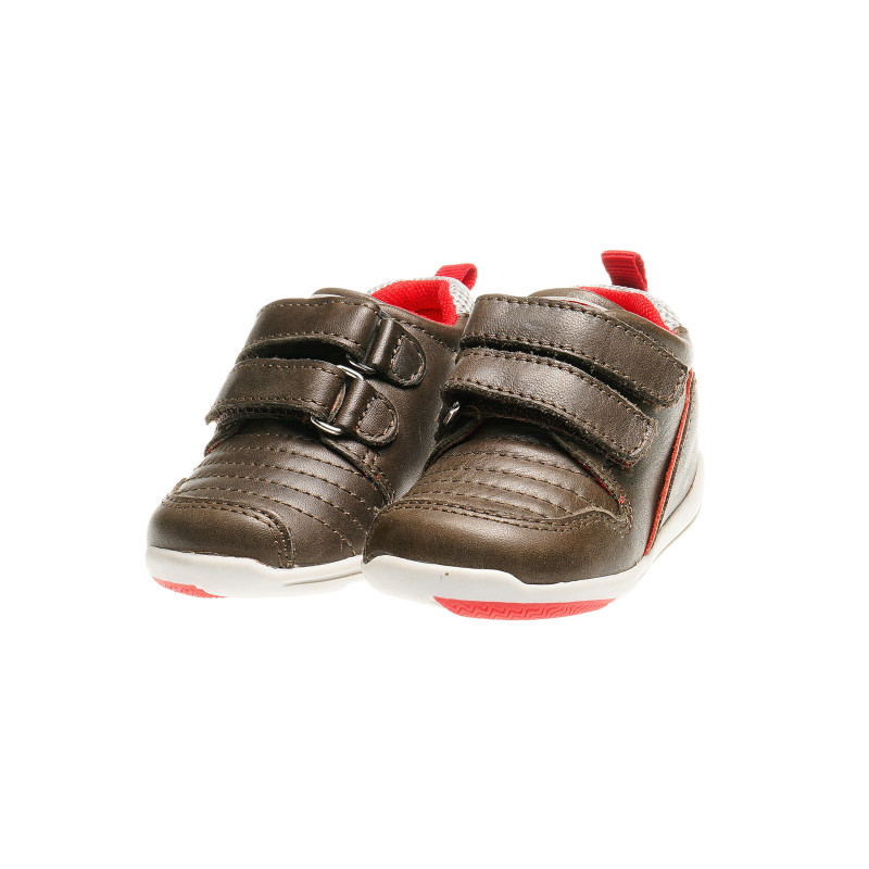 Кожени обувки за бебе момче  39911