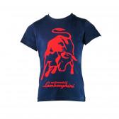 Памучна тениска за момче Lamborghini 40752