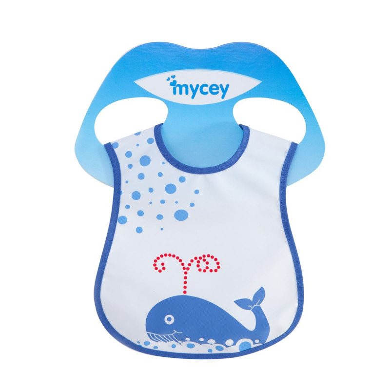 Непромокаем лигавник с веселa картинка на кит за момче  40755