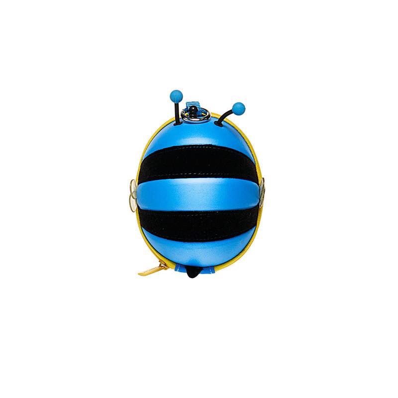 Малка чантичка - пчеличка за момче, синя  40899