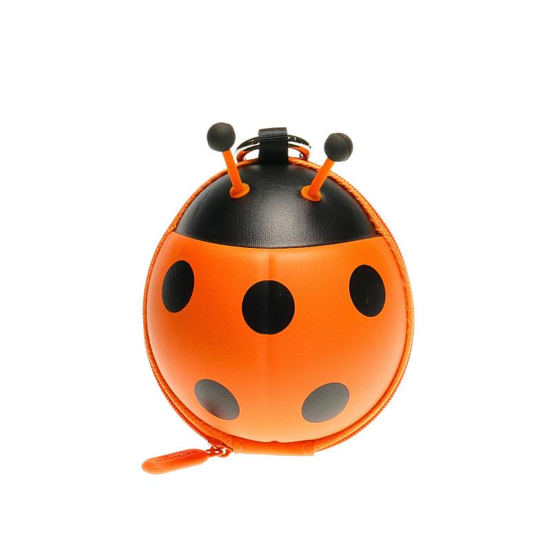 Малка чантичка - калинка , оранжева  40919