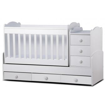 Бебешко легло деси макси Дизайн Бейби 40949