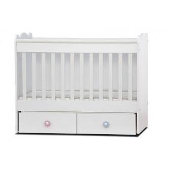 Бебешко легло тони - трансформиращо Дизайн Бейби 40962