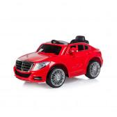 Кола червена mercedes benz s class Chipolino 41582