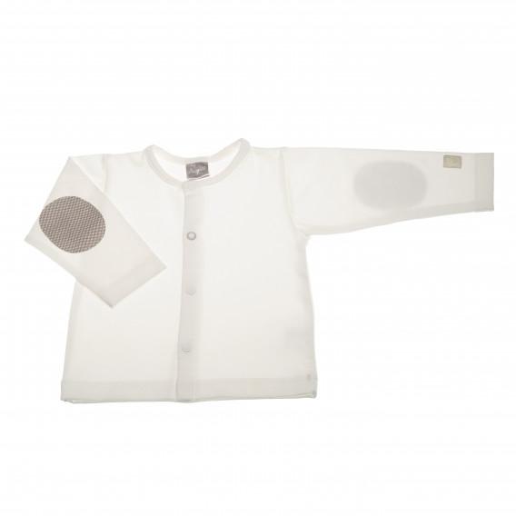 Памучна жилетка с дълъг ръкав за бебе момче Pinokio 42467