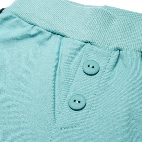 Памучен панталон за бебе - унисекс Pinokio 42503 2