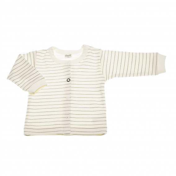 Памучна жилетка за бебе - унисекс Pinokio 42522 3