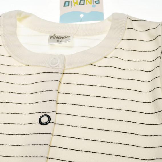 Памучна жилетка за бебе - унисекс Pinokio 42524 5