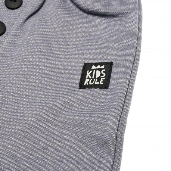 Памучен панталон за бебе момче Pinokio 42584 4