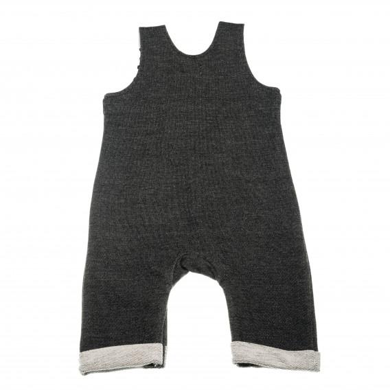 Памучен гащеризон без ръкави за бебе - унисекс Pinokio 42590 2