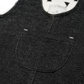 Памучен гащеризон без ръкави за бебе - унисекс Pinokio 42591 6