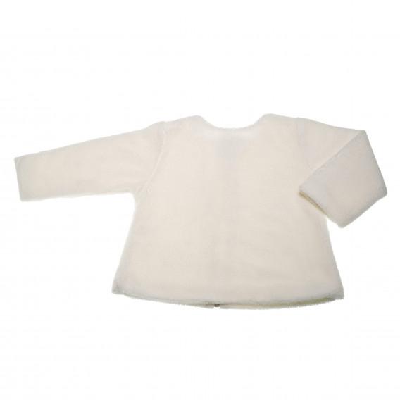 Памучен суитчър с дълъг ръкав за бебе момиче Pinokio 42603 2