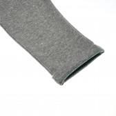 Памучен панталон с широк ластик за бебе момиче Pinokio 42605 2