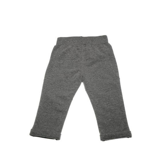 Памучен панталон с широк ластик за бебе момиче Pinokio 42607 3