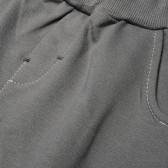 Памучен панталон тип потури за бебе момче Pinokio 42630 2