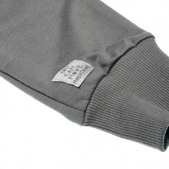 Памучен панталон тип потури за бебе момче Pinokio 42633 3