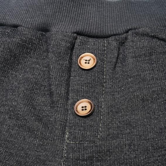 Памучен панталон за бебе момче Pinokio 42689 3