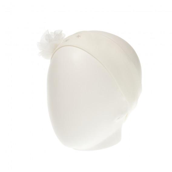 Памучна лента за глава за бебе момиче Pinokio 43176 2