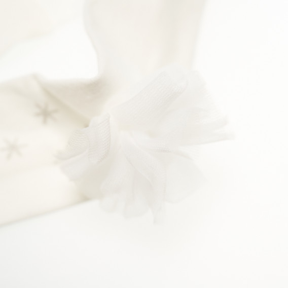 Памучна лента за глава за бебе момиче Pinokio 43178 4