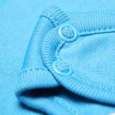 Памучен гащеризон без ръкави за бебе момче Pinokio 43251 3