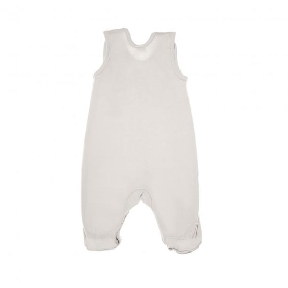 Памучен гащеризон без ръкави за бебе момче Pinokio 43418 2