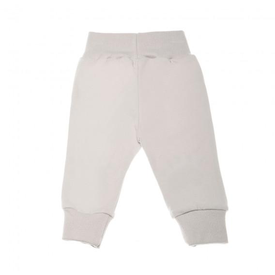 Памучен панталон за бебе - унисекс Pinokio 43435 2