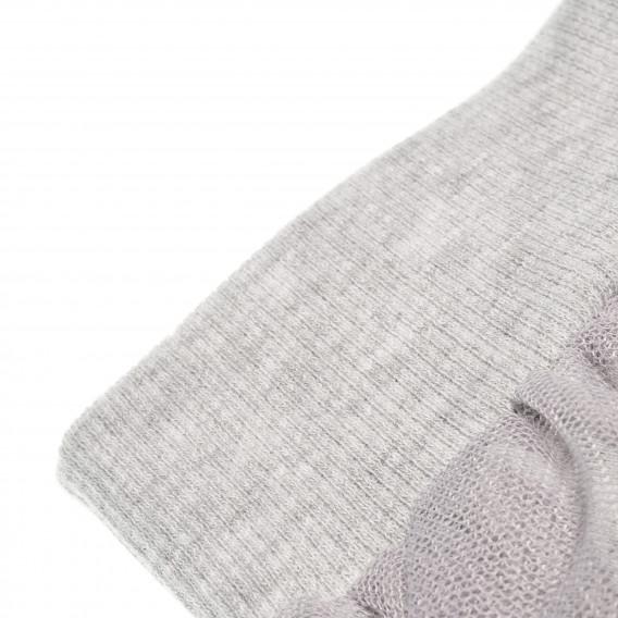 Пола от тюл с памучна мека подплата за бебе Pinokio 43526 2