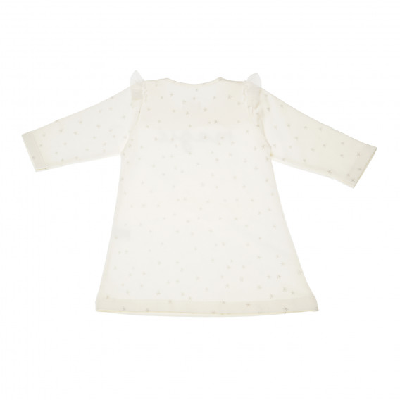 Памучна рокля с дълъг ръкав за бебе Pinokio 43652 5