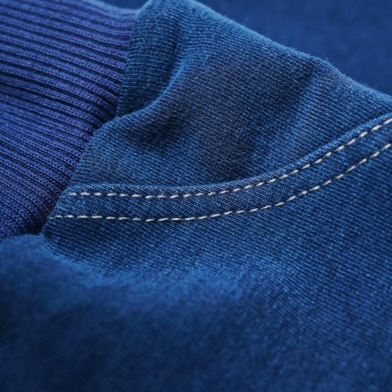 Памучен панталон с широк ластик - унисекс Pinokio 43772 2
