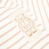 Памучен гащеризон за бебе - унисекс Pinokio 43864 2