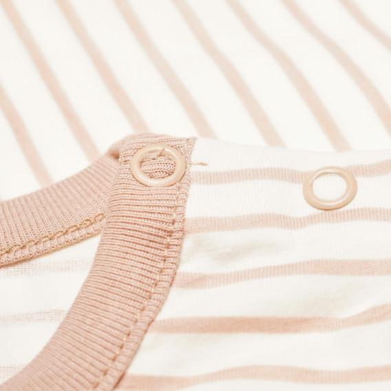 Памучна блуза с дълъг ръкав за бебе - унисекс Pinokio 43896 3