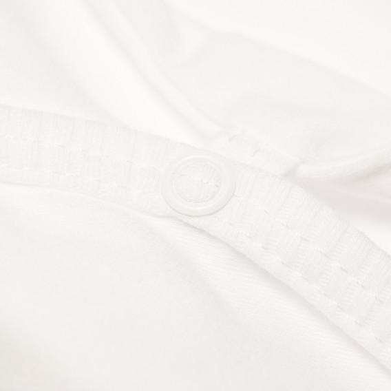 Памучна жилетка с дълъг ръкав за бебе - унисекс Pinokio 44021 2