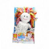 Мека кукла за оцветяване Science4you 44375