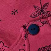 Памучна рокля с дълъг ръкав Pinokio 44443 3