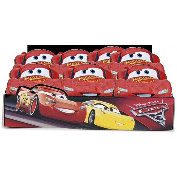 Плюшена играчка Маккуин- 17 см Cars 45727 3