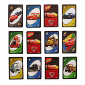 Карти uno Cars 45775 3