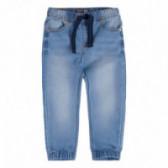 Дънкови памучни панталони за момиче Canada House 46069