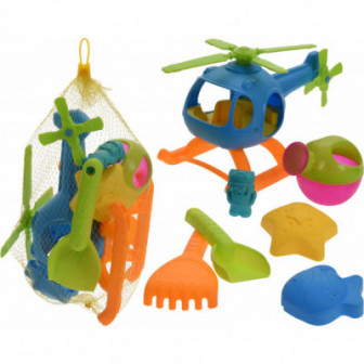Комплект играчки за плаж за момче Koopman 46350