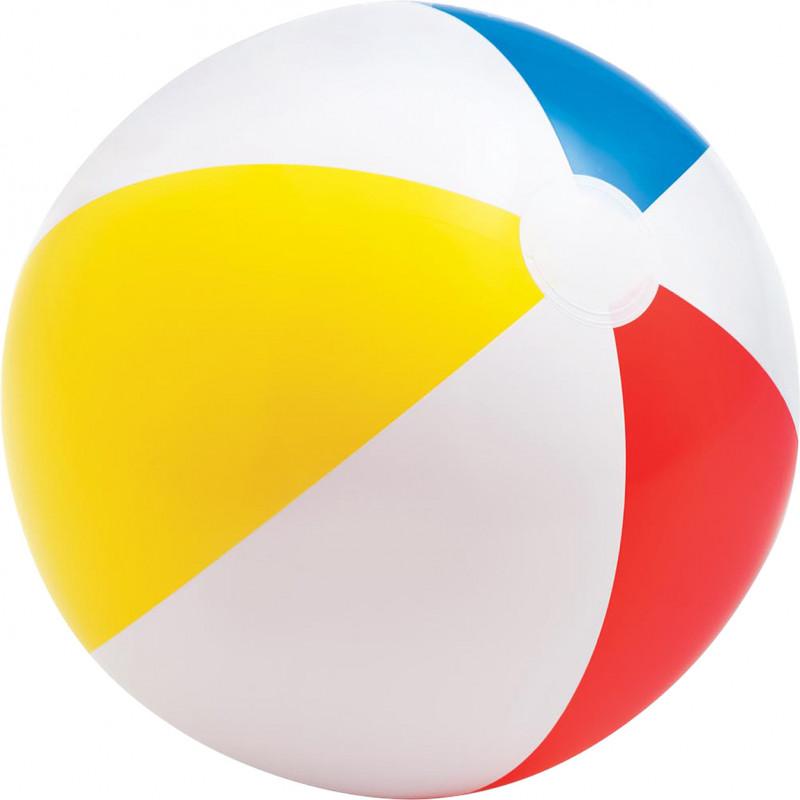 Класическа плажна топка, 51 см  46386