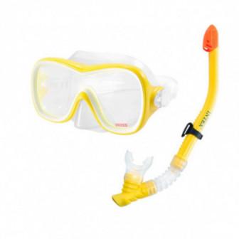 Комплект маска с шнорхел  . произход внос Intex 49848