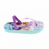 Frozen джапанки за момиче Disney 50409