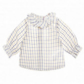 Памучна риза за бебе момиче Neck & Neck 51728