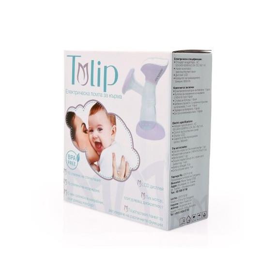 Eлектрическа помпа за кърма tulip CANGAROO 52404 3