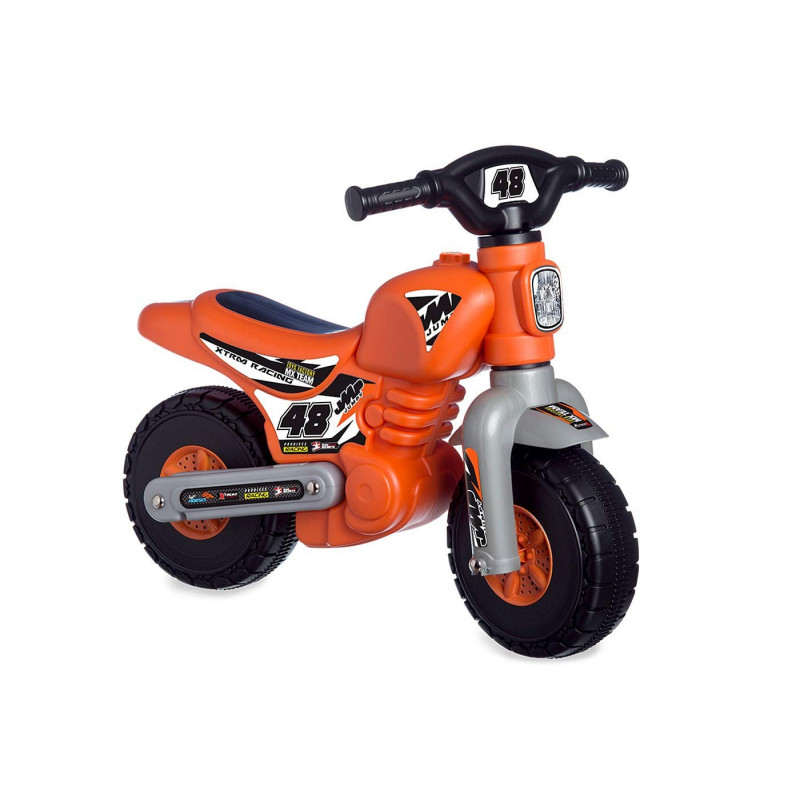 Детски мотор оранжев - jumpy  53079