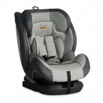 стол за кола с регулиране на облегалката RIALTO Isofix GREY унисекс Lorelli 53850