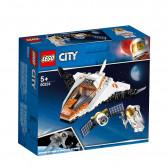 Лего сити - мисия за ремонт на сателит унисекс Lego 54014