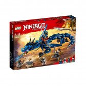 Лего нинджаго - stormbringer за момче Lego 54034